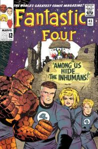 ff45-197x300 Top Comics: Silver Age