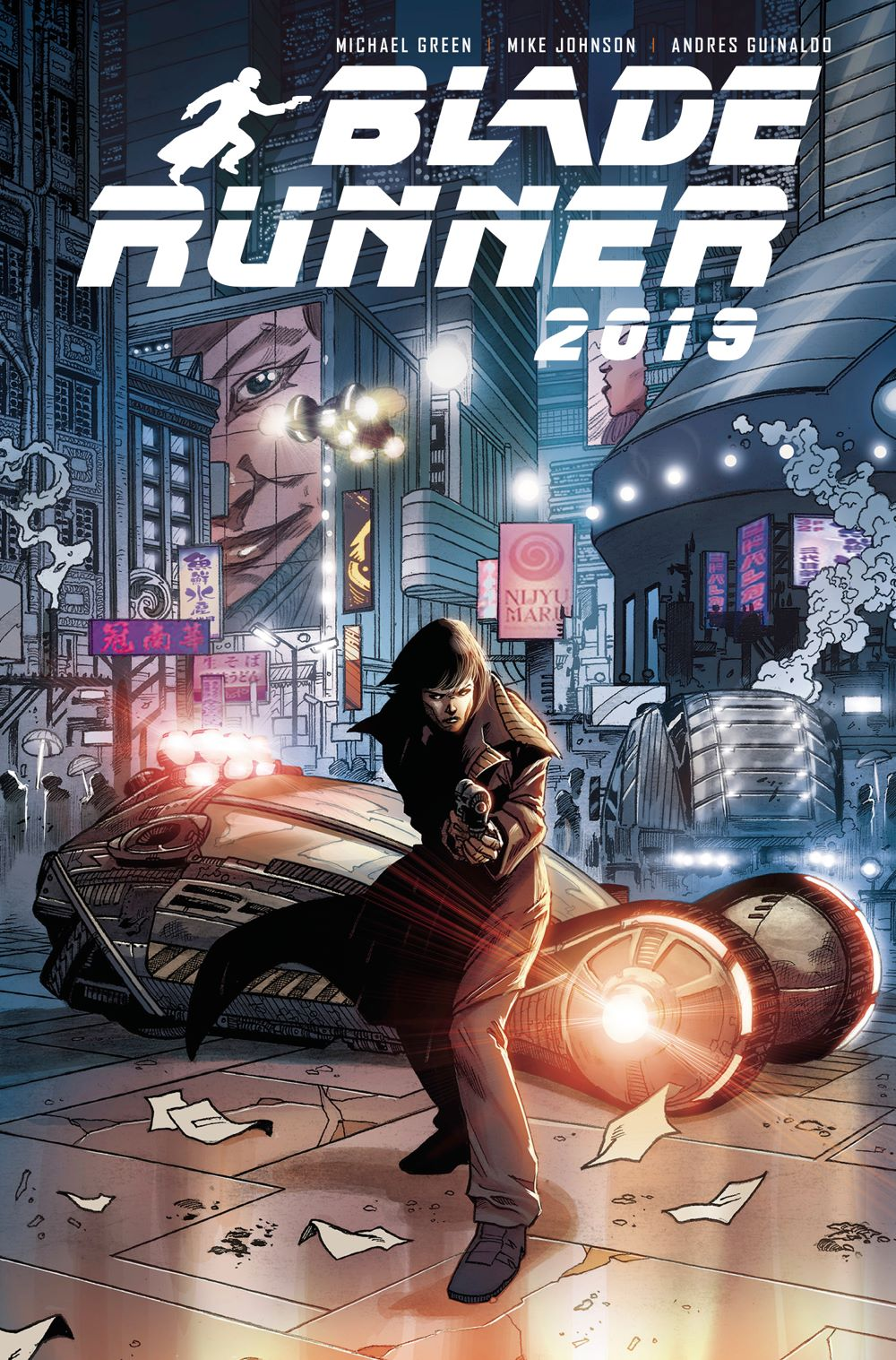 Blade-Runner-Off-World-Cover ComicList: Titan Comics New Releases for 09/16/2020