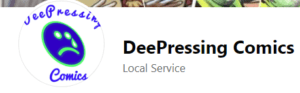 Dee_Pressing_Comics-300x93 Best Pressers in the Industry #2:  Maximize Your Comics' Potential