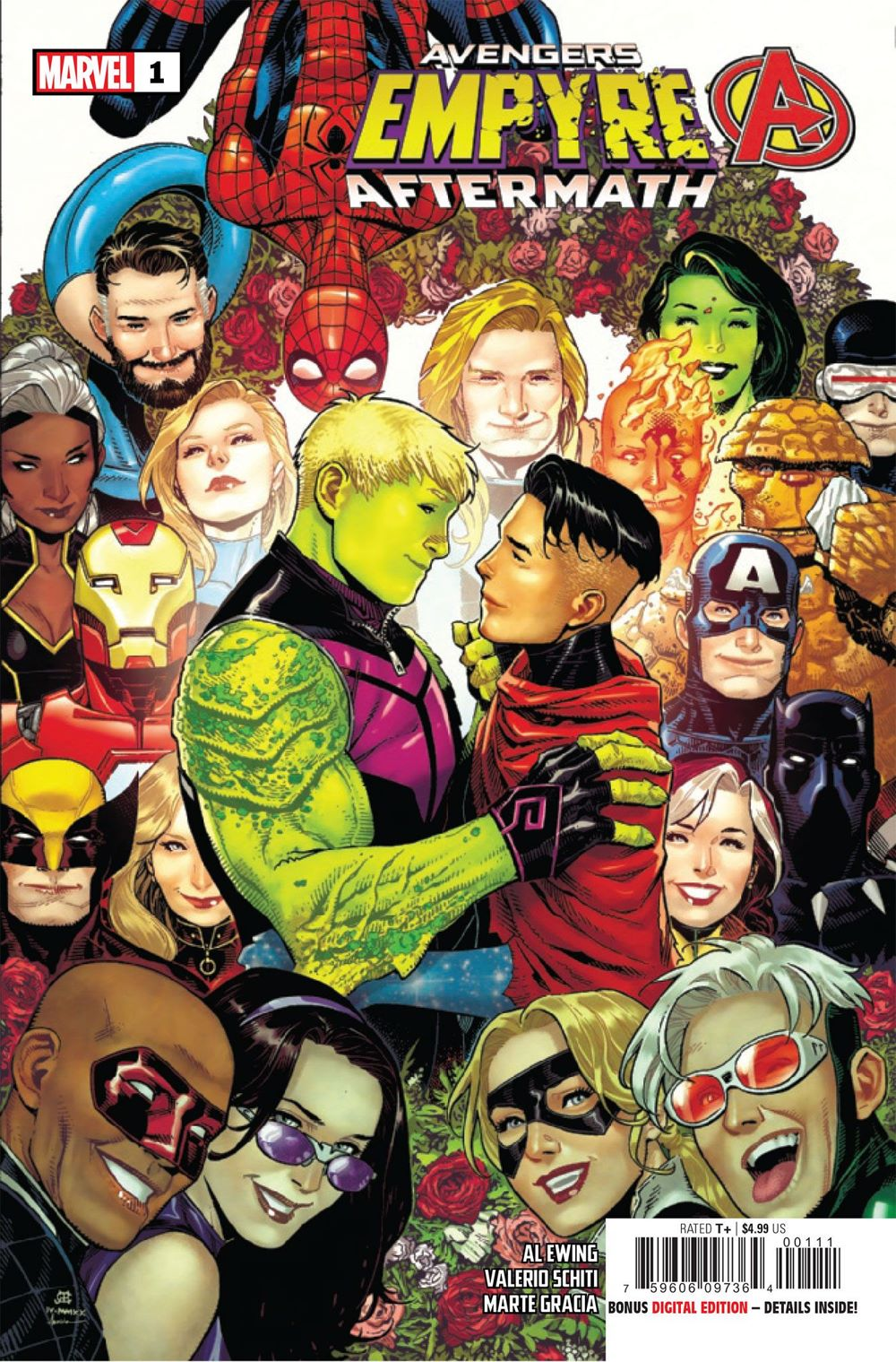 EMPYREAFTERAVEN2020001-Preview-1-1 ComicList Previews: EMPYRE AFTERMATH AVENGERS #1