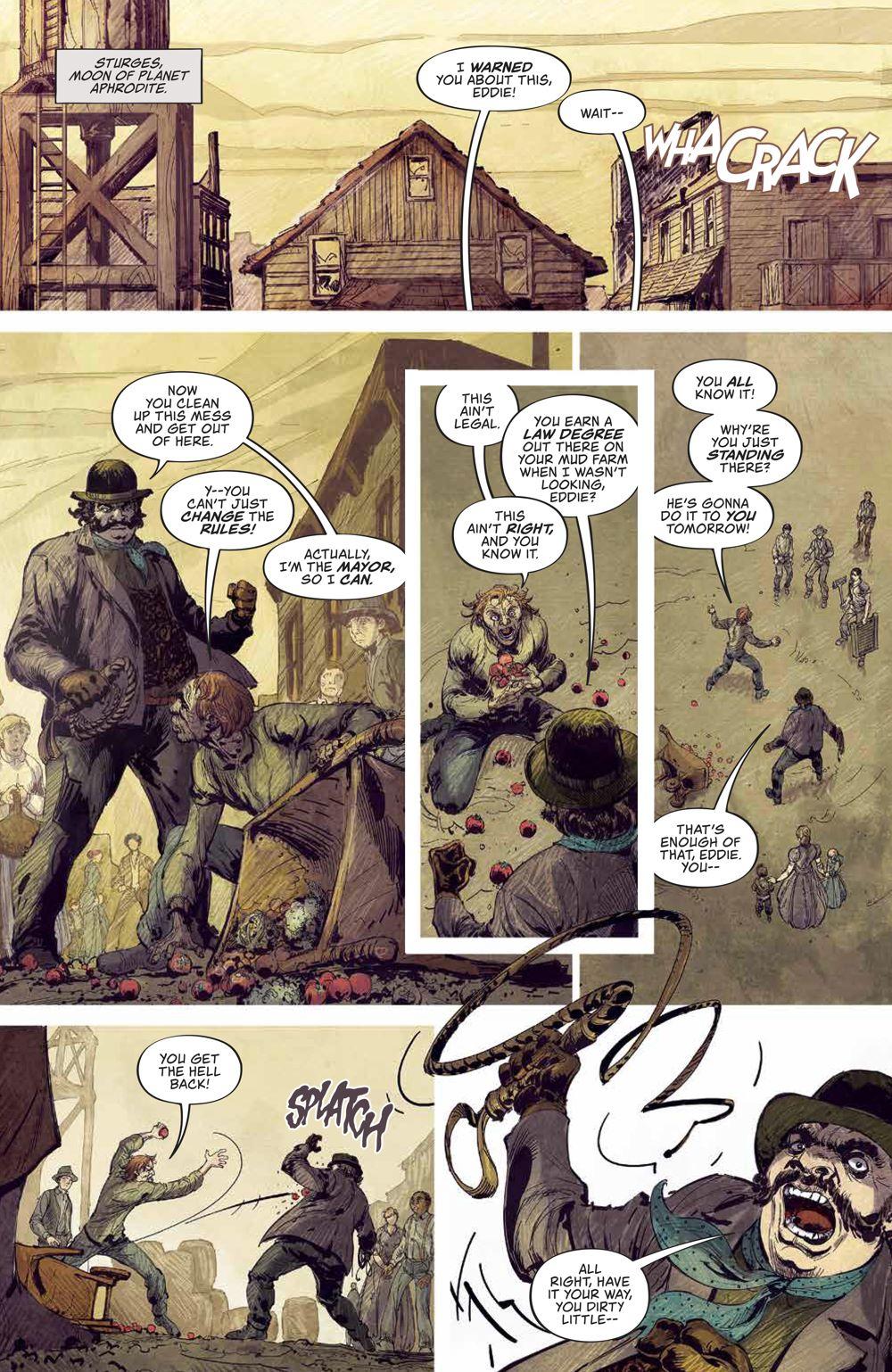 Firefly_NewSheriffVerse_v1_HC_PRESS_53 ComicList Previews: FIREFLY NEW SHERIFF IN THE 'VERSE VOLUME 1 HC