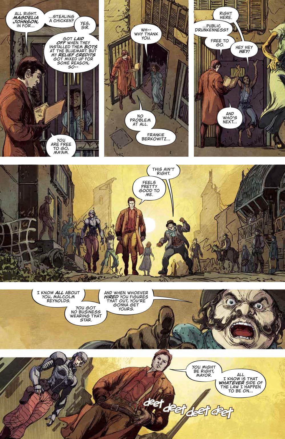 Firefly_NewSheriffVerse_v1_HC_PRESS_57 ComicList Previews: FIREFLY NEW SHERIFF IN THE 'VERSE VOLUME 1 HC