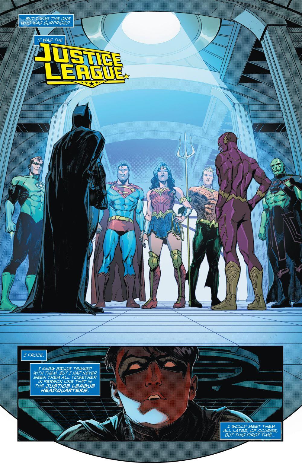 JUSTICE-LEAGUE-53-2 ComicList Previews: JUSTICE LEAGUE #53
