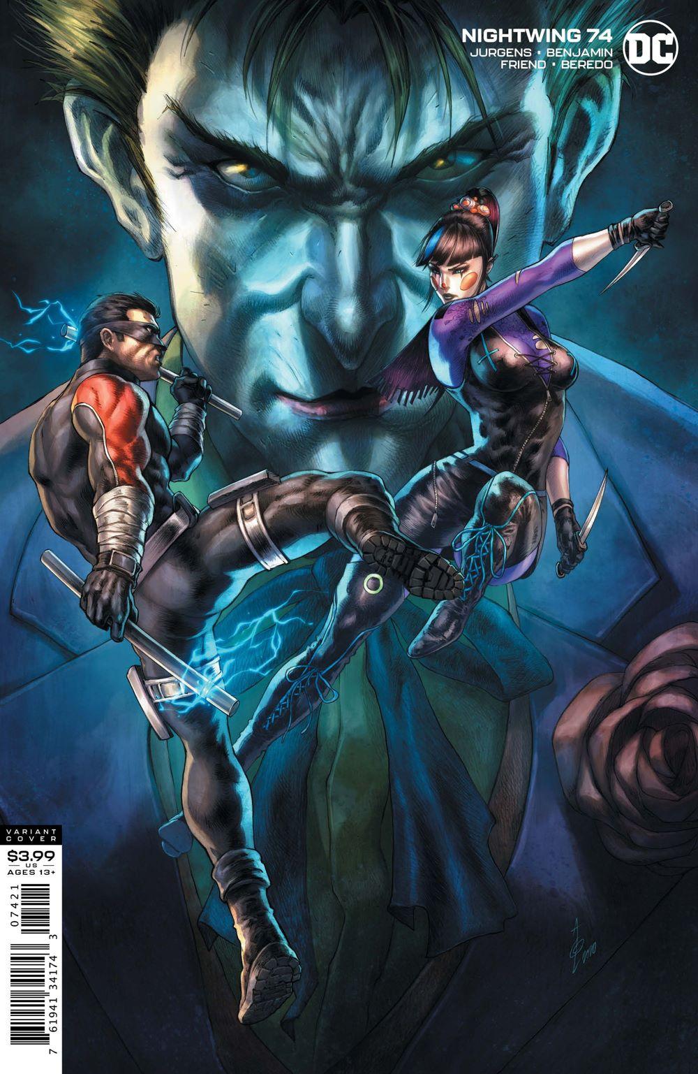 NTW-Cv74-var ComicList Previews: NIGHTWING #74