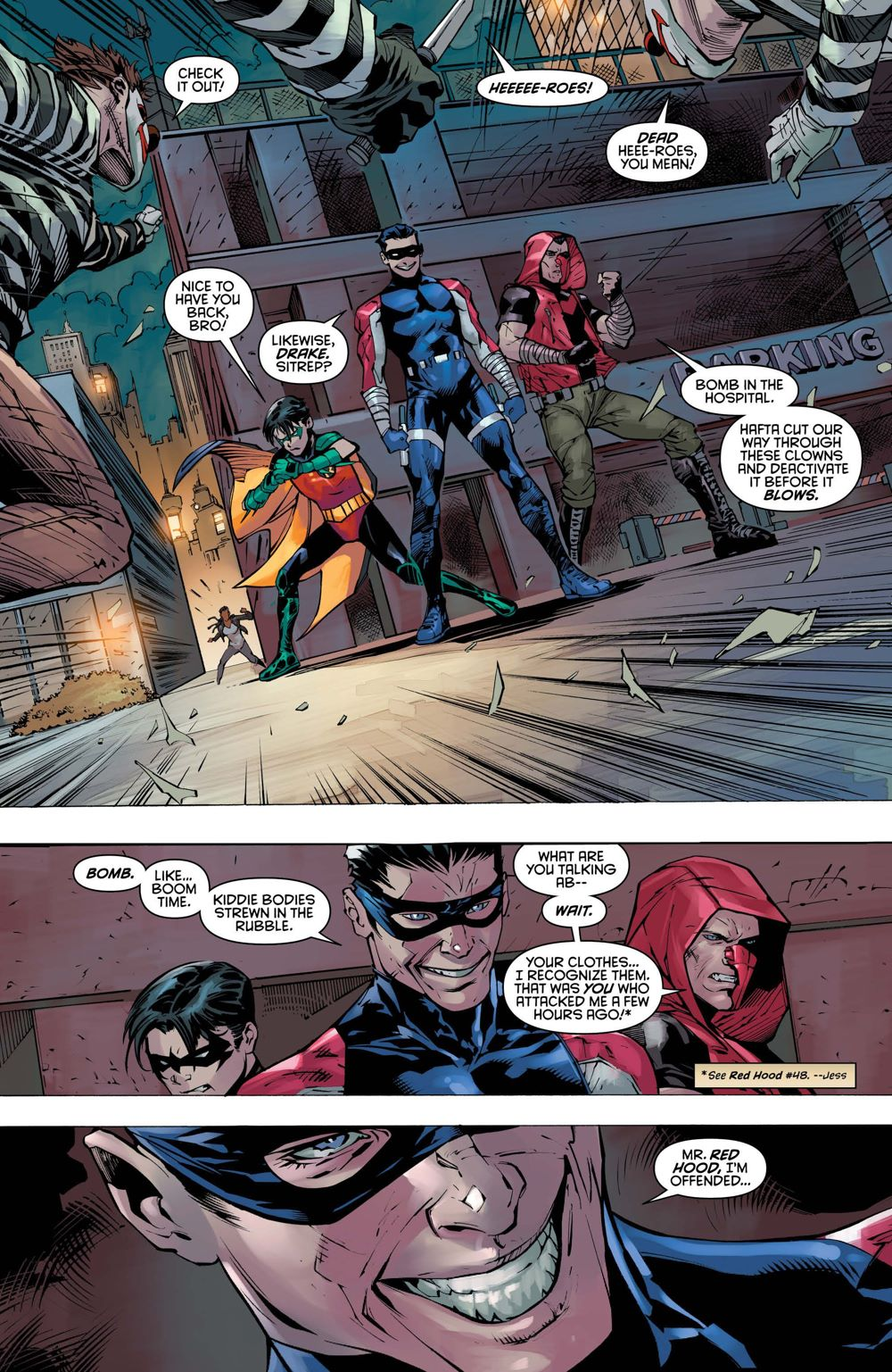 NW-74-2 ComicList Previews: NIGHTWING #74