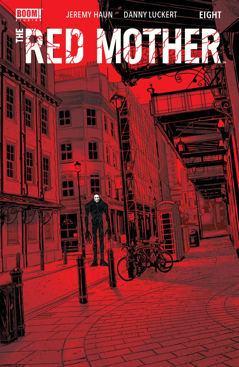 RedMother_008_Cover_Main ComicList Previews: THE RED MOTHER #8