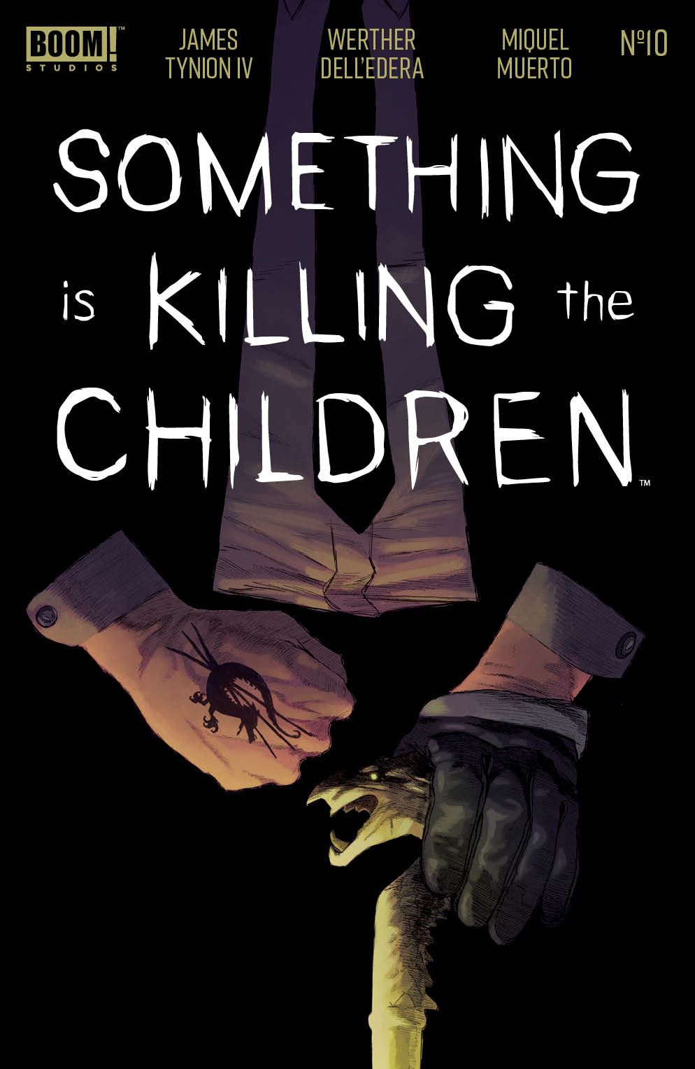 SomethingKillingChildren_010_Cover_Main ComicList: BOOM! Studios New Releases for 09/09/2020