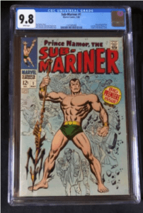 Submariner1-202x300 State of the Comic Book Union #4:  Buy or Sell