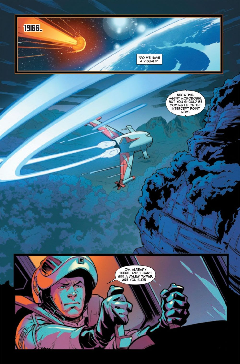 ULTRAMANRISE2020001-Preview-2 ComicList Previews: THE RISE OF ULTRAMAN #1