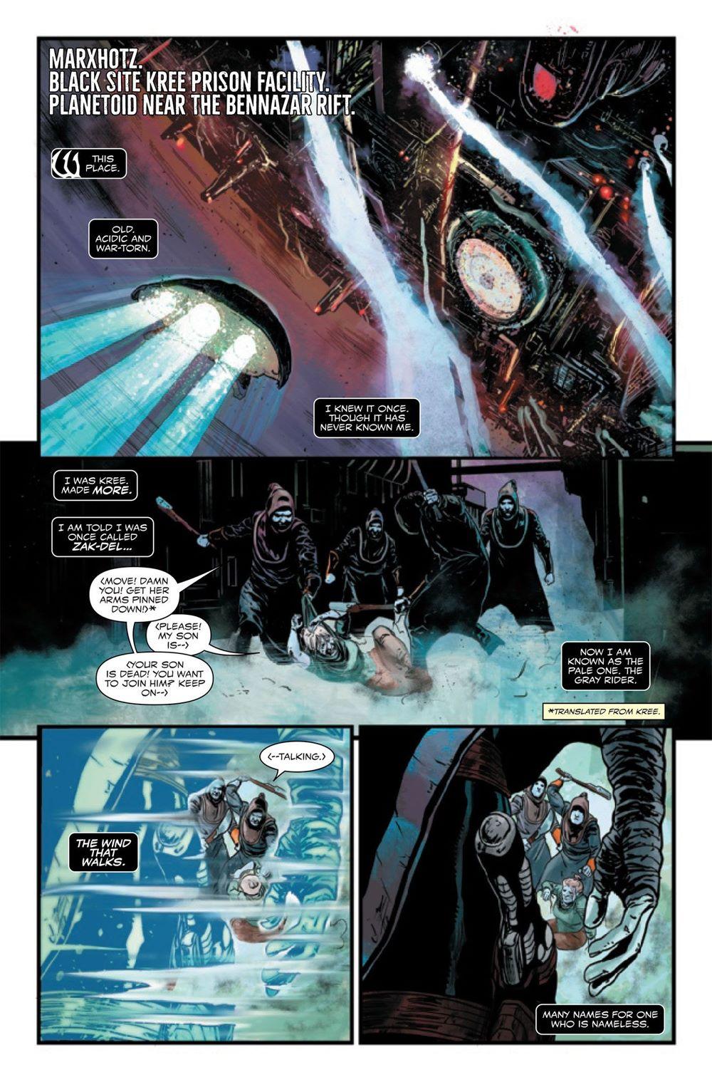 WOVWRAITH2020001-Preview-3 ComicList Previews: WEB OF VENOM WRAITH #1