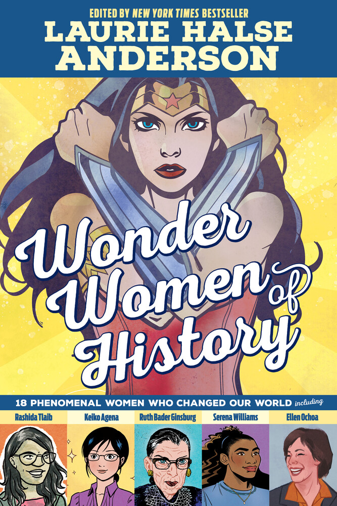WWoH.Cv_5f504dd78e18c1.87001559 New details for WONDER WOMEN OF HISTORY revealed by DC