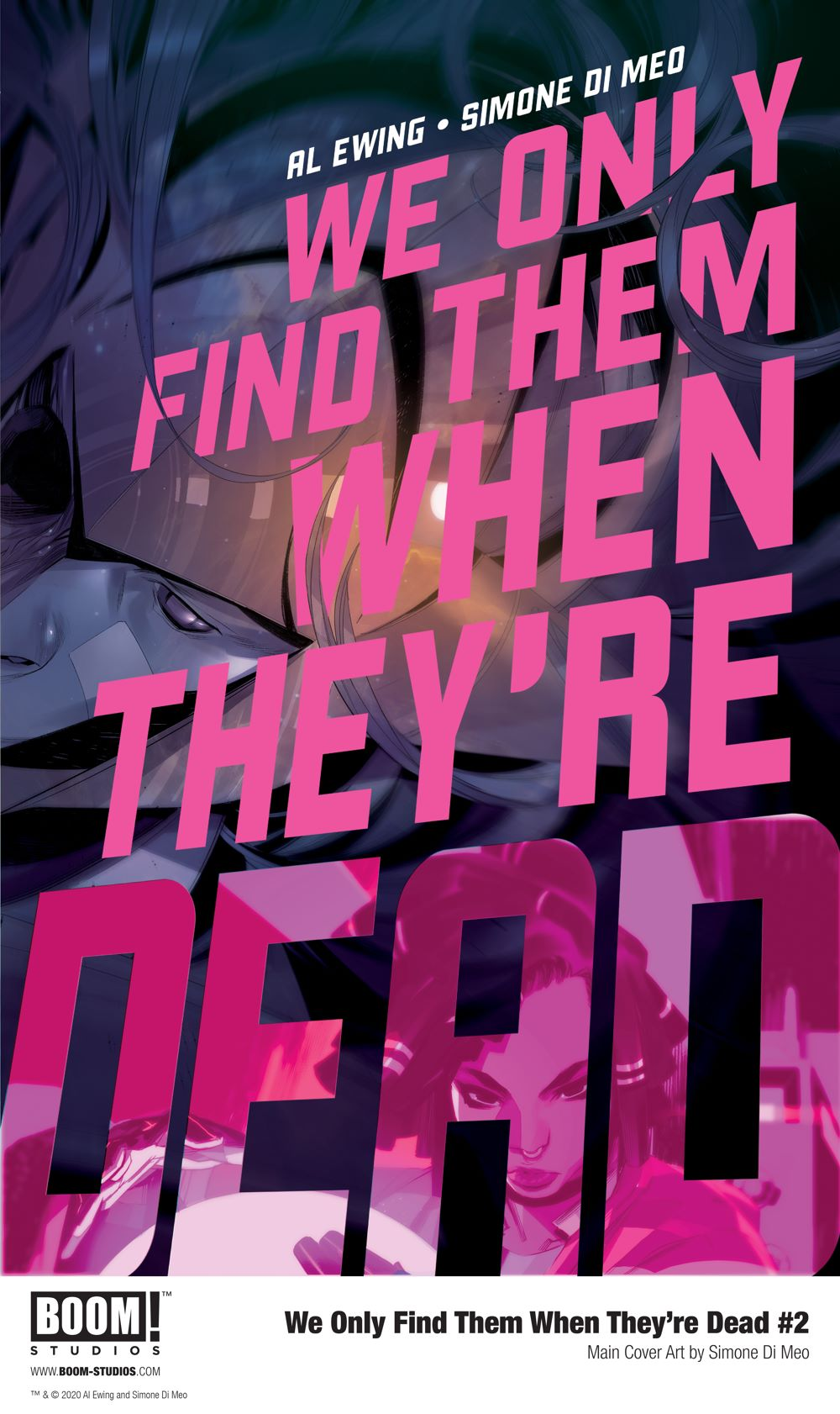 WeOnlyFindThem_002_Cover_Main_PROMO First Look at BOOM! Studios' WE ONLY FIND THEM WHEN THEY'RE DEAD #2