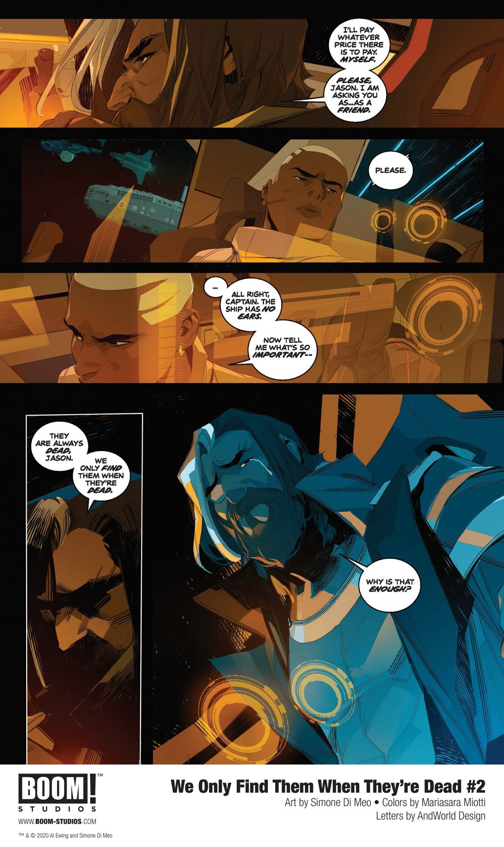 WeOnlyFindThem_002_InteriorArt_003_PROMO First Look at BOOM! Studios' WE ONLY FIND THEM WHEN THEY'RE DEAD #2
