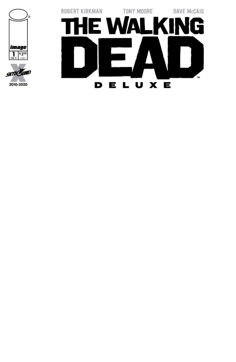 c1c4F_TWDDLX01_c6815a0147f8285e3b5042ebb3626151 Image releases variant covers for THE WALKING DEAD DELUXE #1