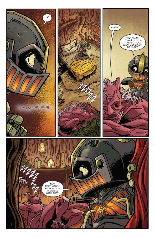 canto-ii-the-hollow-men-01-pr-5 ComicList Previews: CANTO II THE HOLLOW MEN #1