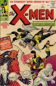 X-Men-1-silver-age-198x300 A Marvel State of Mind: Do We Expect a Comic Crash?