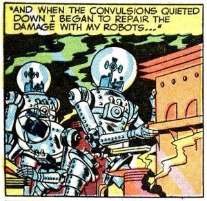 Golden Age Robots