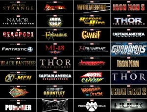 Marvel-Logos-for-upcoming-movies-510x390-300x229 A Marvel State of Mind: Do We Expect a Comic Crash?
