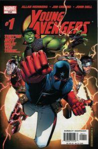 young_avengers_1-197x300 Hawkeye Trailer Spurs Key FMVs