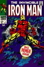 Iron-Man-1-199x300 Marvel Tales #1 is a Key Issue to Grab!