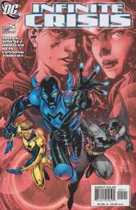 Infinite-Crisis-5-Jim-Lee-194x300 The end of DC Comics coming soon? Let's analyze the signs