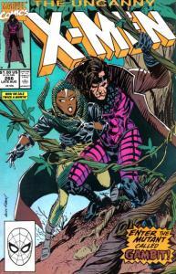 Uncanny-X-Men-266-193x300 Hottest Comics 9/2: Gambit and Hobgoblin