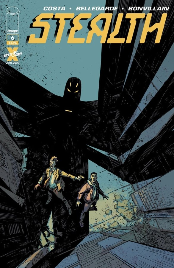Stealth06_solicit_web Image Comics October 2020 Solicitations