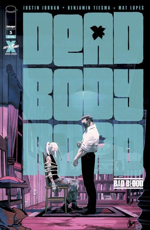 deadbodyroad05_solicit_web Image Comics October 2020 Solicitations