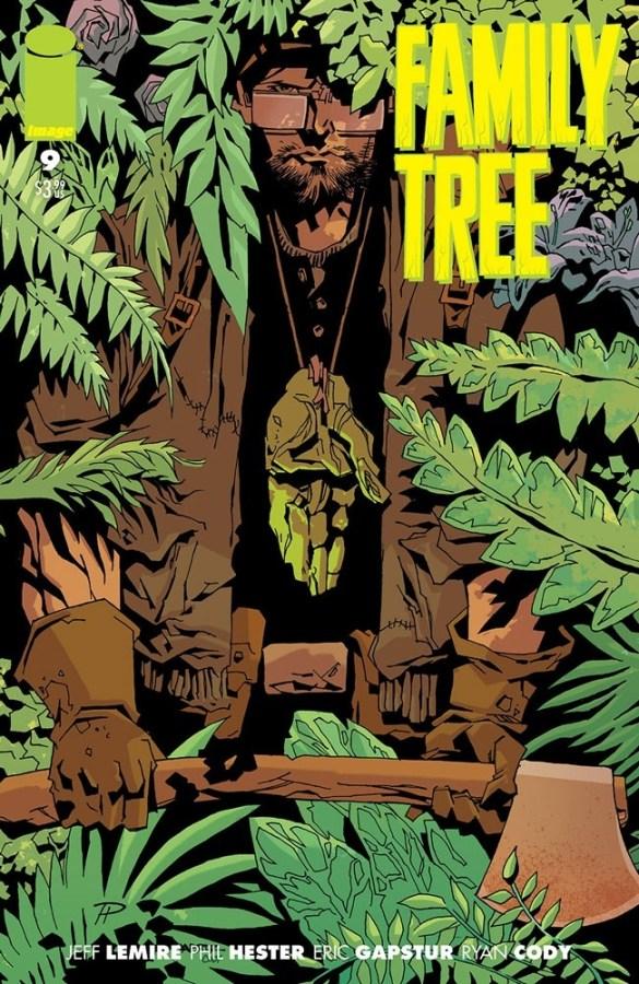 familytree09_solicit_web Image Comics October 2020 Solicitations
