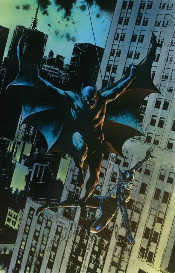 Batman_Catwoman_Cv1_var_2_5f5a99425e0d89.02318385 Explore the past, present and future in BATMAN/CATWOMAN