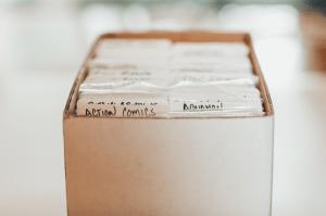 RawBooks-300x199 How Do You Organize Your Comics?