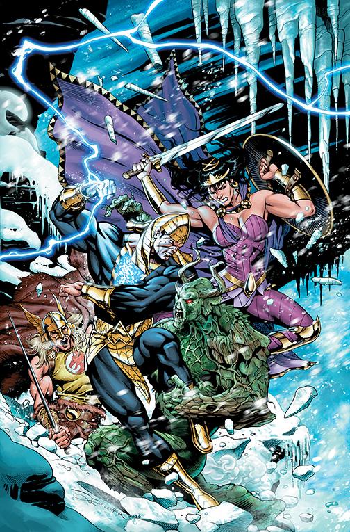 BLACK-ADAM-ENDLESS-WINTER-SPEC-1 DC Comics December 2020 Solicitations