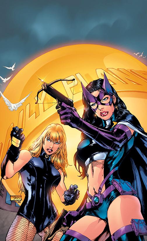BOP-BLOOD-AND-CIRCUITS DC Comics December 2020 Solicitations