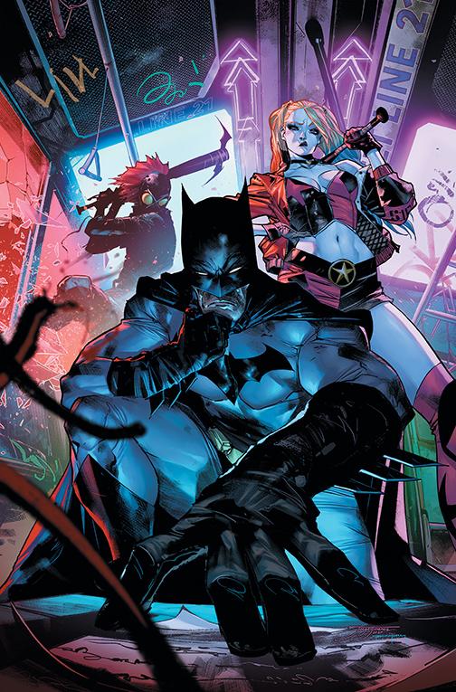 Batman_104_cover_color DC Comics December 2020 Solicitations