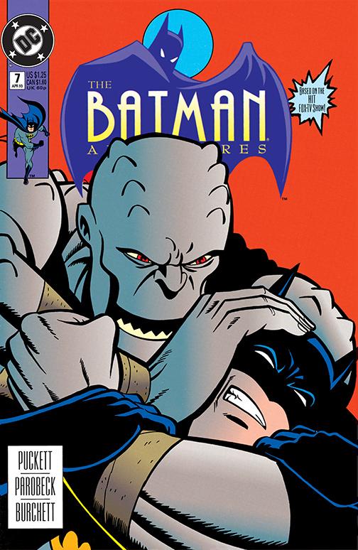 DC-Classics-BMAD_7_CVR DC Comics December 2020 Solicitations