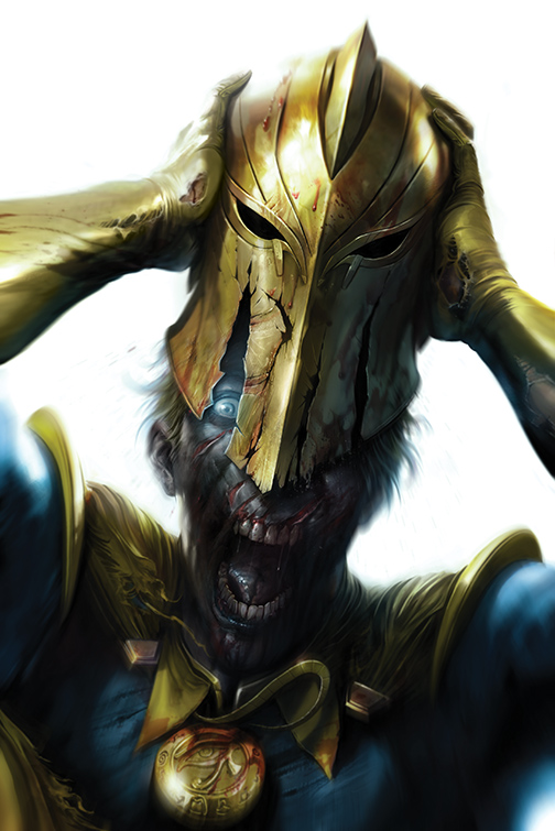 DCEASED_DeadPlanet6_Mattina_Cover DC Comics December 2020 Solicitations