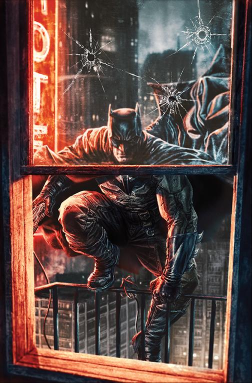 Detective-1033-variant-bermejo DC Comics December 2020 Solicitations