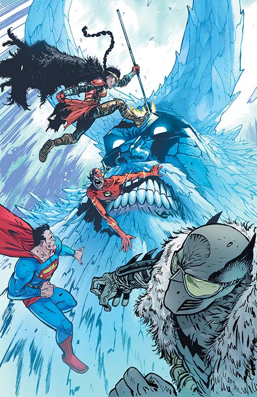 JL-endless-winter-2-variant-daniel-warren-johnson DC Comics December 2020 Solicitations