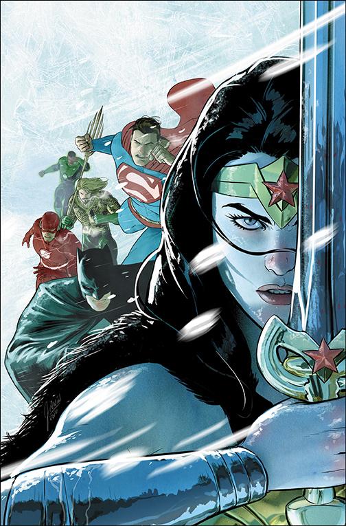 JL_ENDLESSWINTER_1_Cover DC Comics December 2020 Solicitations