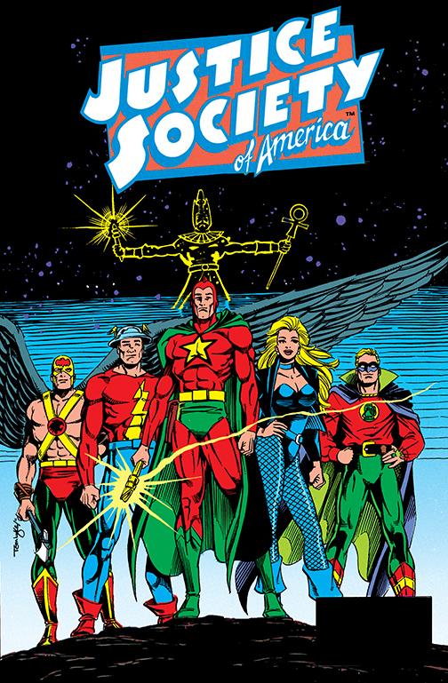 JSA_DEMISE-OF-JUSTICE DC Comics December 2020 Solicitations