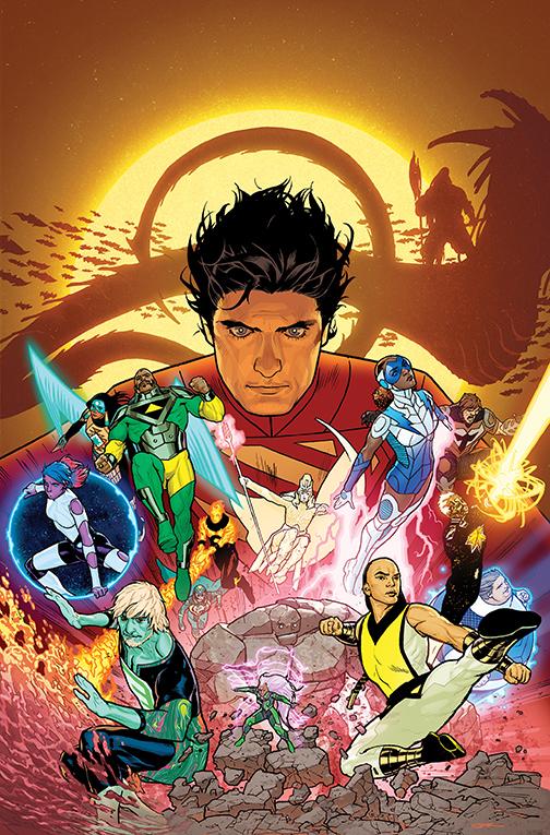 LOSH12_cvr_final_600 DC Comics December 2020 Solicitations