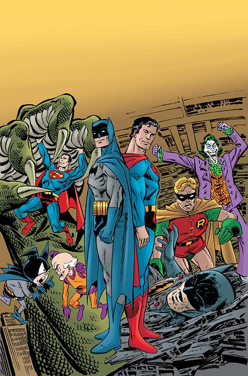 SM-BM-GENERATIONS DC Comics December 2020 Solicitations