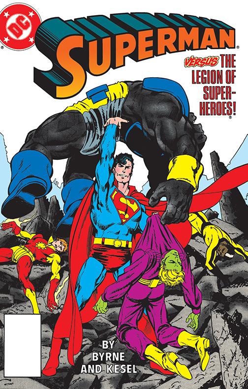 SM-MAN-OF-STEEL-VOL2 DC Comics December 2020 Solicitations