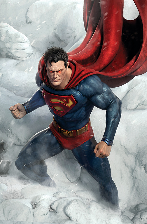 SM-endless-winter-1-variant-grassetti DC Comics December 2020 Solicitations