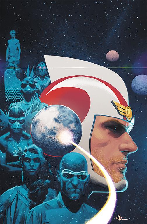 STRNGADV7CVRvariant DC Comics December 2020 Solicitations