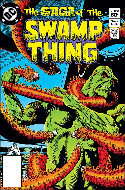 SWAMP-THING-BRONZE-AGE-VOL3 DC Comics December 2020 Solicitations