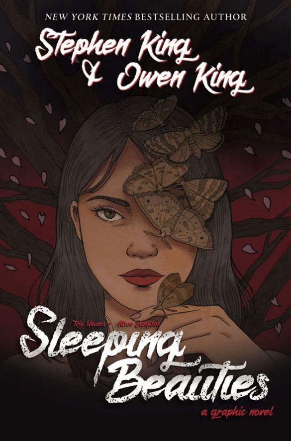 SleepingBeauties_HC_cvrD IDW Publishing December 2020 Solicitations