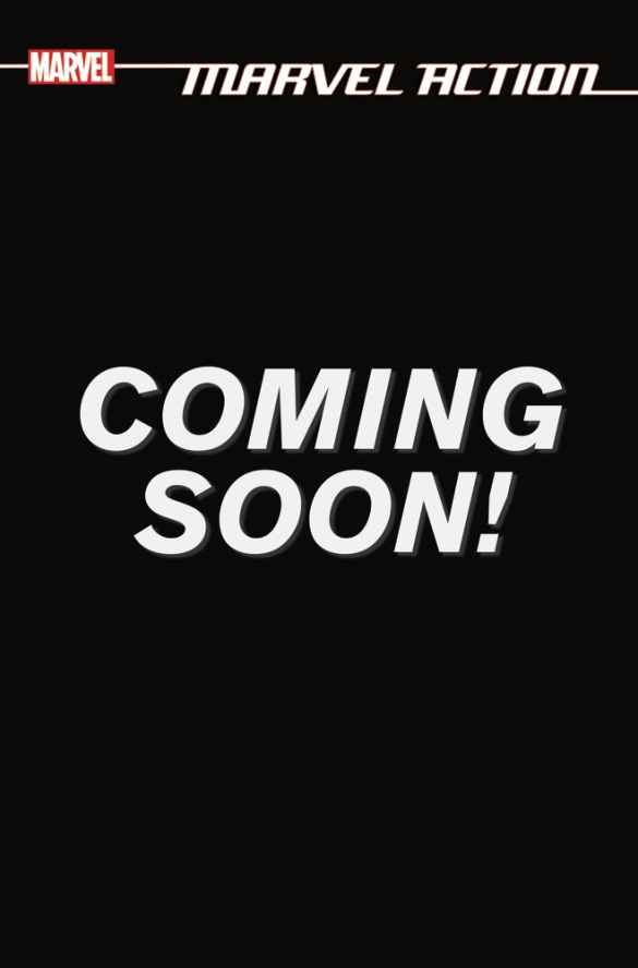 marvelplaceholderblack IDW Publishing November 2020 Solicitations