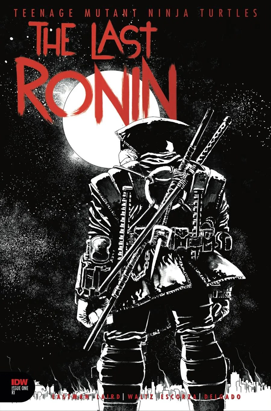 35c2b383-b7dc-471b-88c5-8328cbd07bea THE LAST RONIN #1 pre-orders exceed expectations of humans and turtles alike