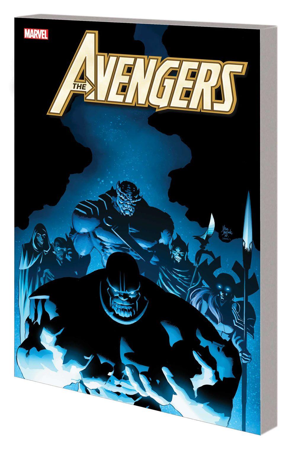 AVENGERS_JH_CC_V3_TPB Marvel Comics January 2021 Solicitations